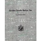 British Hotchkiss Portable MG Handbook
