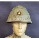 Japanese WWII Army Helmet Cover: (too small) Closeout!